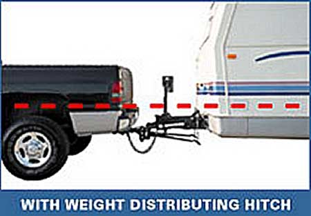 how to properly hook up a weight distribution hitch To find out weather your trailer is sitting properly weight distribution hitch the chains at the end of the spring arms connect to the cuff which is.