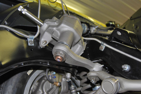 how to stop power steering box leak