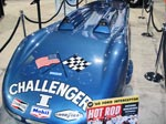 'Second Chance' Streamliner Sets 406.769 mph record