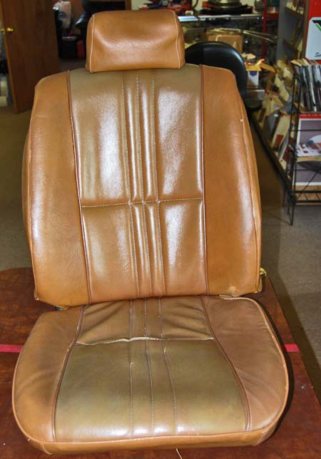 Custom Made Classic Car Upholstery
