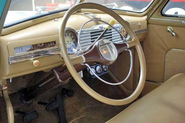 1947 Chevrolet Fleetmaster Sport Coupe